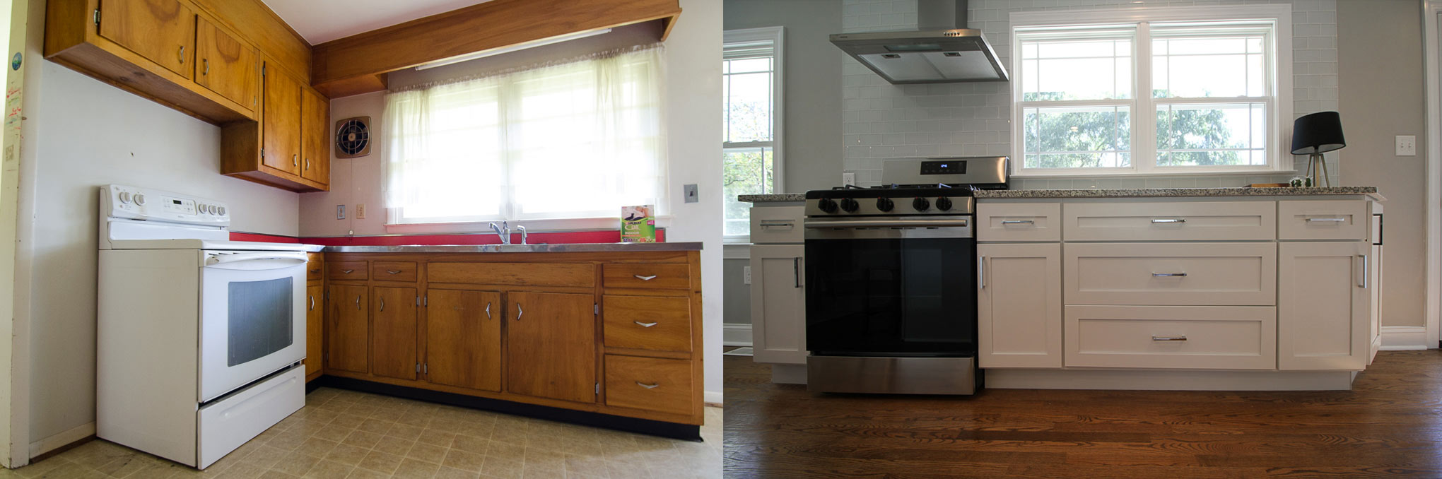 joppa road kitchen before and after cabinets