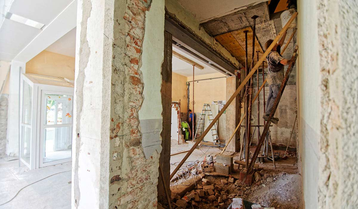How to survive your renovation