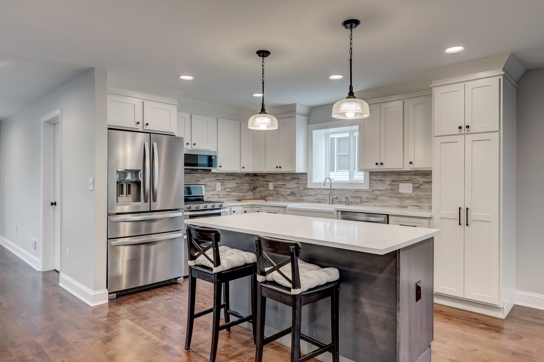 New Kitchen Builder and Construction in Towson